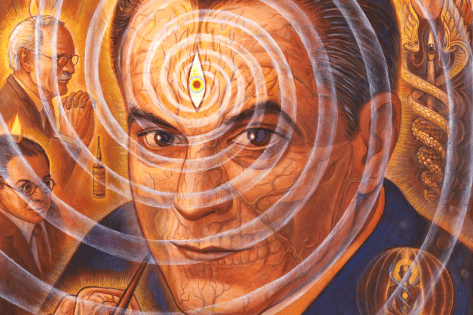 Stan Grof's Psychedelic and Psychological Legacy Interview with Javier Charme (2)