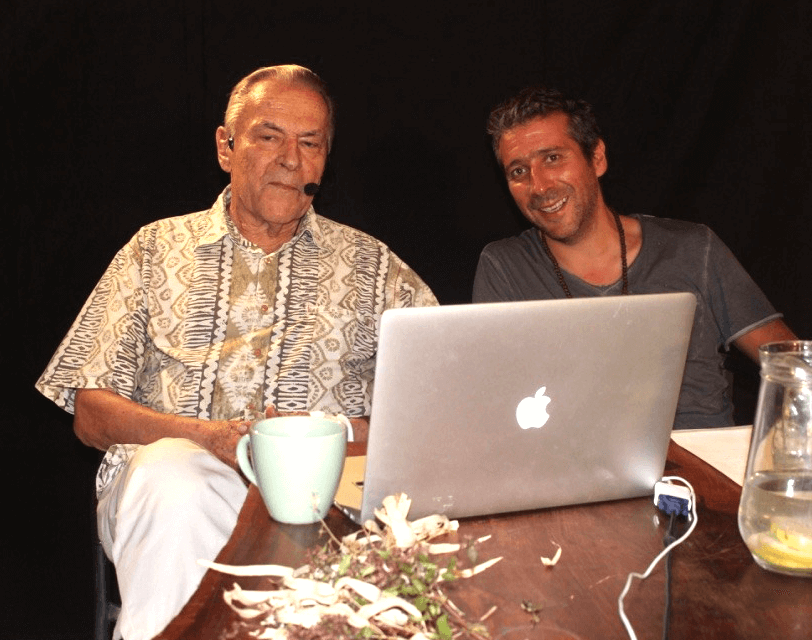 Stan Grof's Psychedelic and Psychological Legacy Interview with Javier Charme